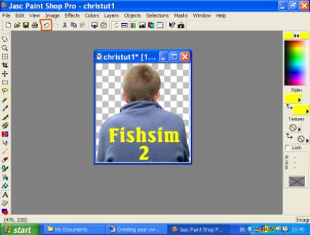Create Your Own Angler 6