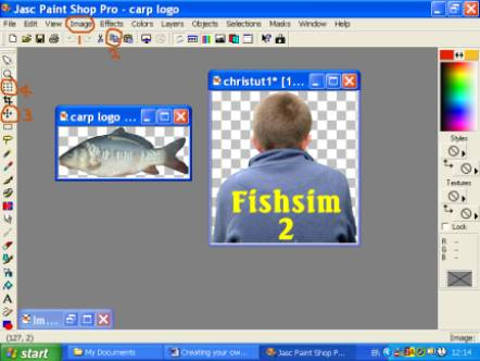 Create Your Own Angler 7