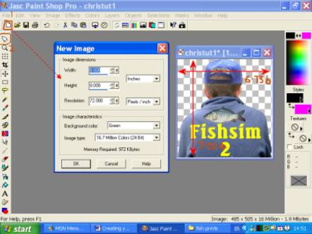 Create Your Own Angler 8